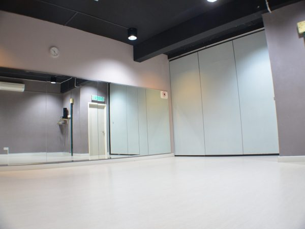 dance studio rental setapak